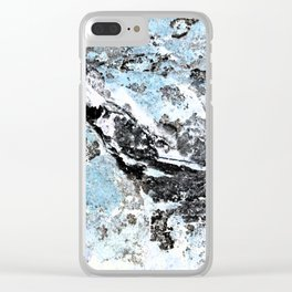 Rock solid Clear iPhone Case