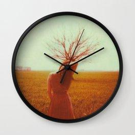 I'm a tree. Wall Clock
