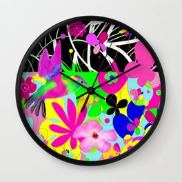 Naturshka 44 Wall Clock