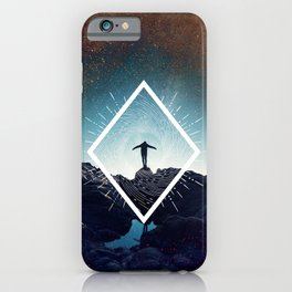 My Own  Burden iPhone Case