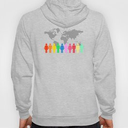 Be Engaged in Sharing the Gospel of Christ Hoody