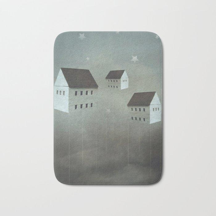the architecture of dreams Bath Mat