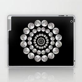 Moon Mandala Laptop & iPad Skin