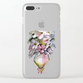 Cavaliero Clear iPhone Case