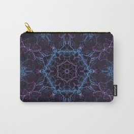 Duality Mandala Carry-All Pouch
