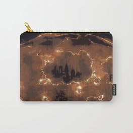 Harry Potter - The Forcefield Breaks Carry-All Pouch