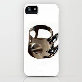 Ligature iPhone Case