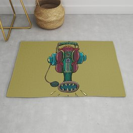 mutated insect flies control Rug