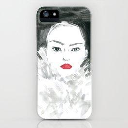 Beauty #1 iPhone Case