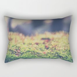 Fairy Moss Rectangular Pillow