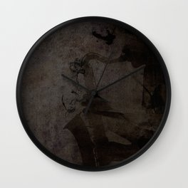 Jazzman laptop Wall Clock