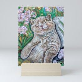 Kitten (A Midsummer Day's Dream) Mini Art Print