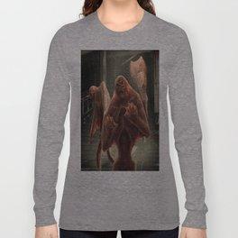 Silent Screamer Long Sleeve T-shirt