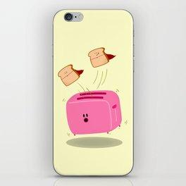 Toast! iPhone Skin