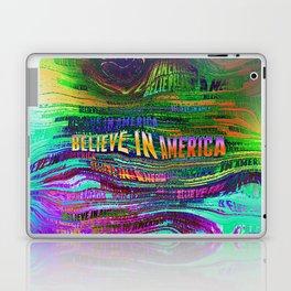 Believe In America Laptop & iPad Skin