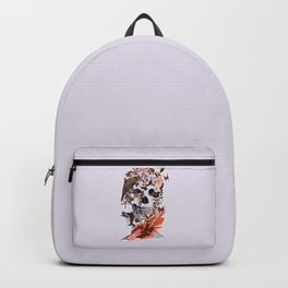 Birds, butterfly and Sugar Skull Backpack