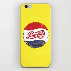 Vintage Pepsi iPhone & iPod Skin