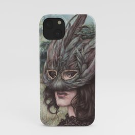 The Huntress iPhone Case