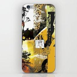 Exquisite Corpse: Round 1  iPhone Skin