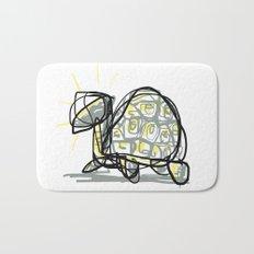 Holy Turtle Bath Mat