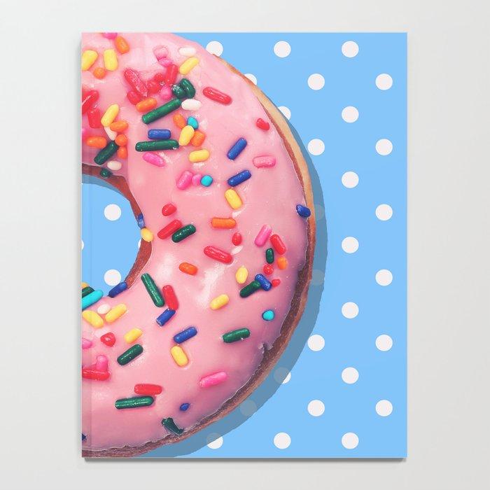 Donut Notebook