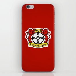 Bayer Leverkusen iPhone Skin