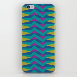 the tribes. iPhone Skin