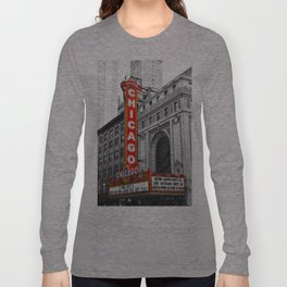 Chicago Theater Long Sleeve T-shirt