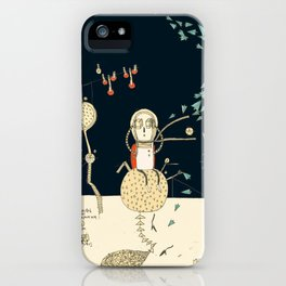 """""""You will not do incredible things without an incredible dream."""" – John Eliot iPhone Case"""