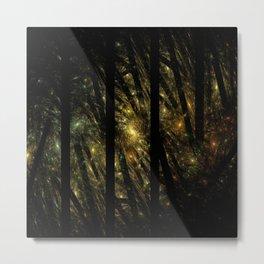 El Bosque - The Forest Metal Print
