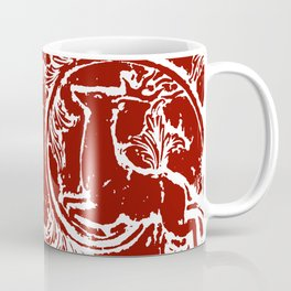 Asheville Stags a Leaping Coffee Mug