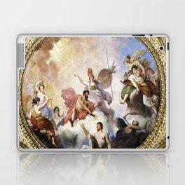 Fresco on Ceiling in Paris Laptop & iPad Skin