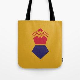 WonderWoman Alternative Minimalist Poster Tote Bag