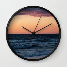 Sail Away Wall Clock