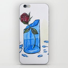 Broke Promise Rose iPhone Skin