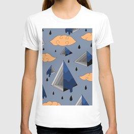 Blue Py T-shirt