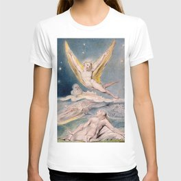 "William Blake ""Night Startled by the Lark"" T-shirt"