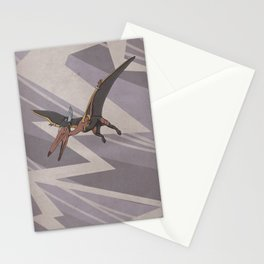 Pteranostorm - Superhero Dinosaurs Series Stationery Cards