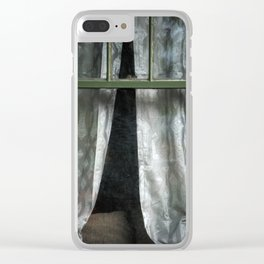 but I'm Trapped Clear iPhone Case