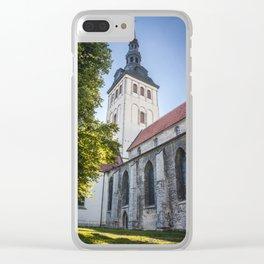 Tallin 1.7 Clear iPhone Case