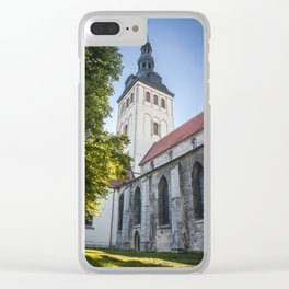 Tallin 1.7 Clear iPhone Case