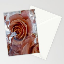 FLOWERED HEADED Stationery Cards