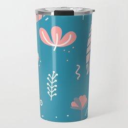 Secret Garden Travel Mug
