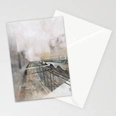 Paris d'avenir 3 Stationery Cards
