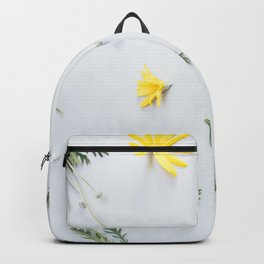 Daisies Are the Friendliest Flowers Backpack