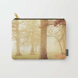 I Heard Whispering in the Woods Carry-All Pouch