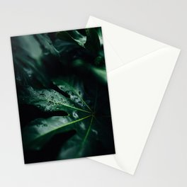 Leaves by Robert Nelson Stationery Cards