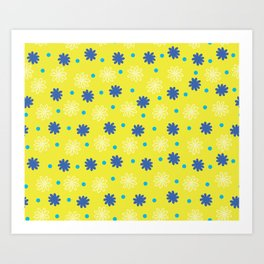 fun & joy Art Print