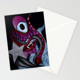 Vampire Life Stationery Cards