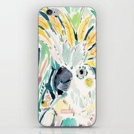EDLOO the Cockatoo iPhone Skin